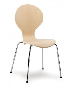 331254 wooden seat chair