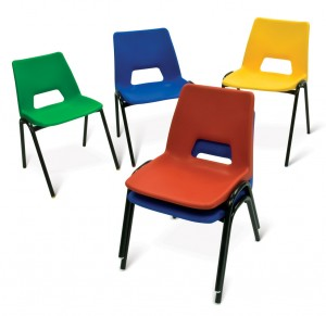 childrens plastic stacking chairs
