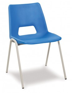 acf plastic stacking chair