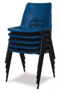ACE plastic stack chair