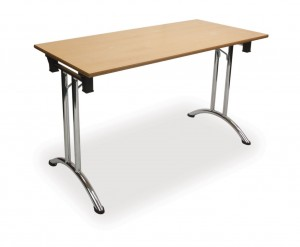 ADV Folding Table Chrome