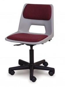 AGP-SBP padded swivel chair