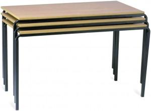 Slide Stacking Tables