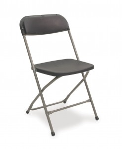 Folding chair Straight Back