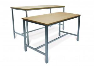 'H' Frame Tables