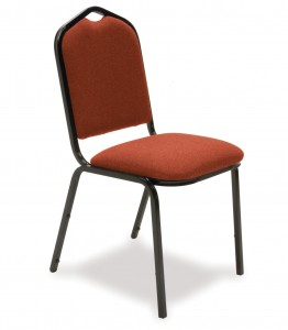 RMI Padded Stacking Chair