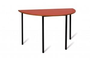 Semi-Circular table