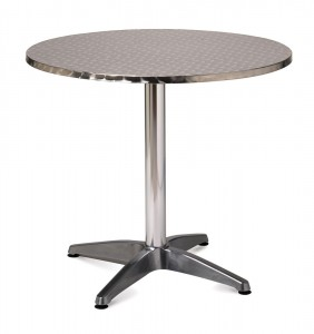 800mm dia outdoor table