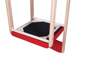 heavy duty wooden chair