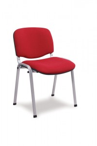 600 padded stacking chair