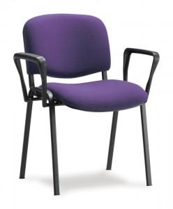 601 padded armchair