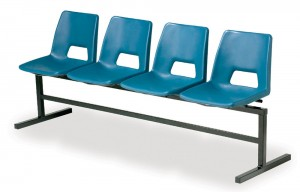 four seat beam