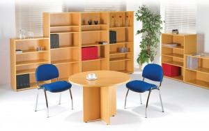 Advanced office storage
