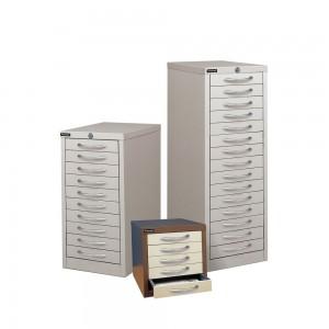 Multi drawer storage