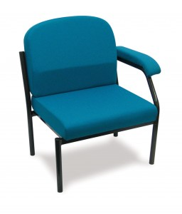 heavy duty single armchair