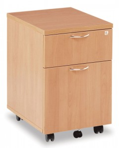 Mobile Pedestal 2 Drawer