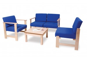 Easy Seating range with 414 Coffee Table
