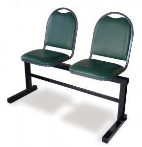 padded beam seat